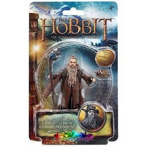 The Hobbit Radagast The Brown Action Figure (The Desolation Of Smaug)