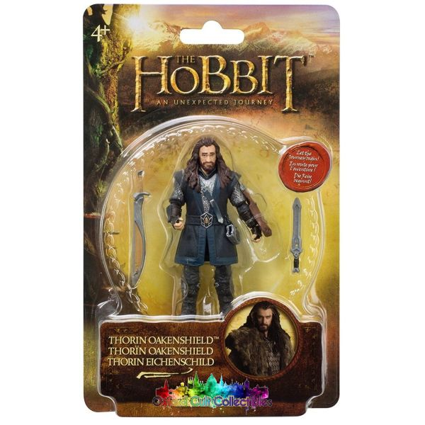 The Hobbit Thorin Oakenshield Action Figure (An Unexpected Journey)