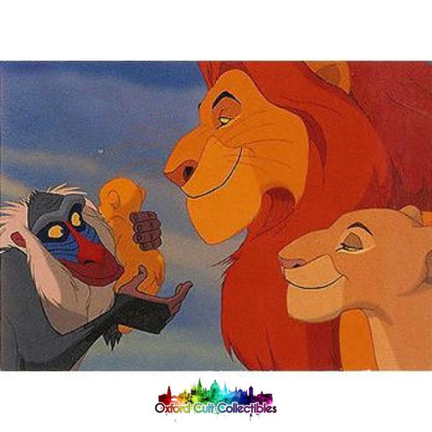 The Lion King Trading Card Set