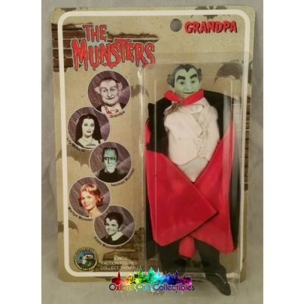 The Munsters Grandpa Action Figure