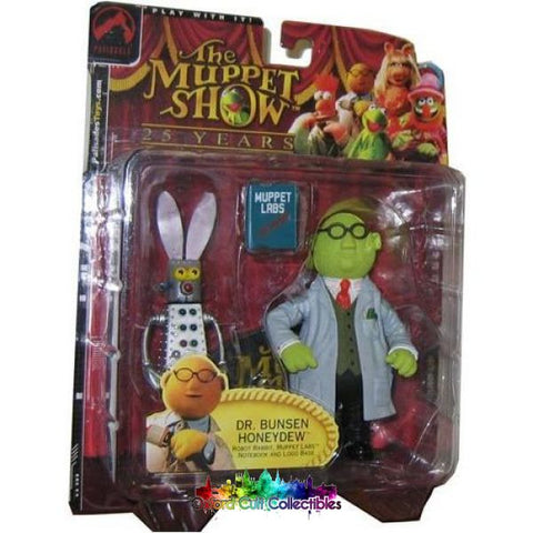 The Muppet Show Dr. Bunsen Honeydew Action Figure