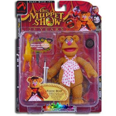 The Muppet Show Fozzie Bear Action Figure