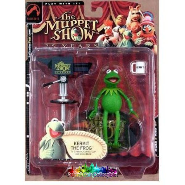 The Muppet Show 'Kermit the Frog' action figure