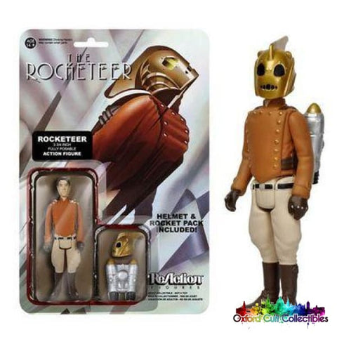The Rocketeer Action Figure