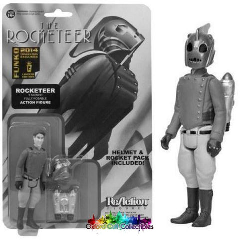 The Rocketeer Limited Edition Exclusive Action Figure