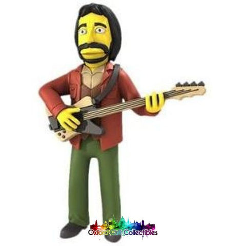 The Simpsons 25 Years Greatest Guest Stars John Entwistle Action Figure