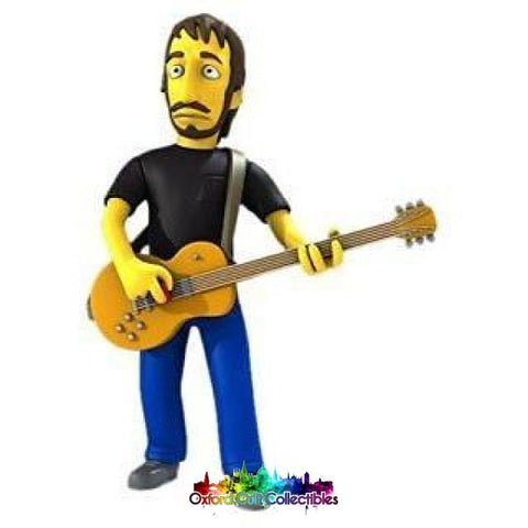 The Simpsons 25 Years Greatest Guest Stars Pete Townshend Action Figure