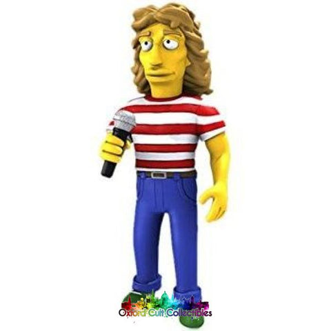 The Simpsons 25 Years Greatest Guest Stars Roger Daltrey Action Figure
