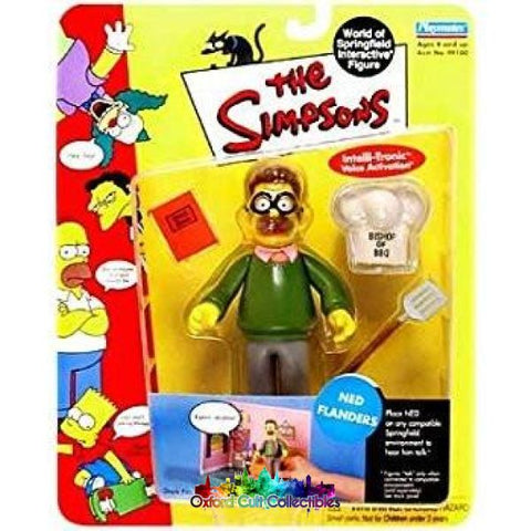 The Simpsons Ned Flanders Action Figure