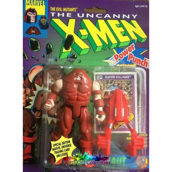 The Uncanny X-Men Juggernaut Action Figure