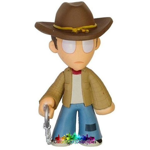 The Walking Dead Carl Grimes Cult Vinyl Figurine Mystery Mini