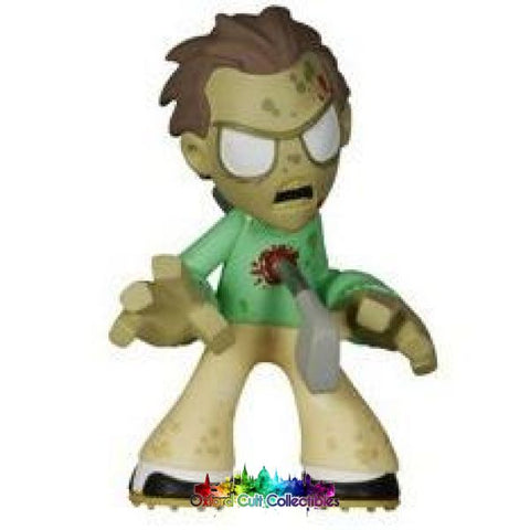 The Walking Dead Golf Club Walker Cult Vinyl Figurine Mystery Mini