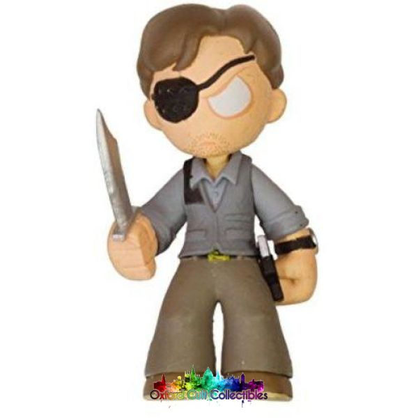 The Walking Dead Guvenor Cult Vinyl Figurine Mystery Mini