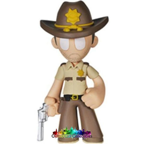 The Walking Dead Rick Grimes Cult Vinyl Figurine Mystery Mini