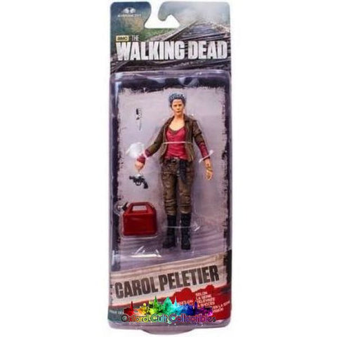 The Walking Dead Series 6 Carol Peletier Action Figure Mystery Mini