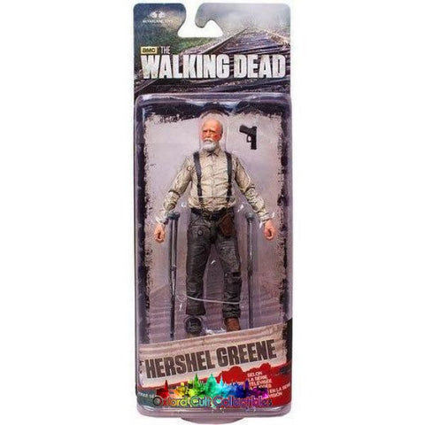 The Walking Dead Series 6 Hershel Greene Action Figure Mystery Mini