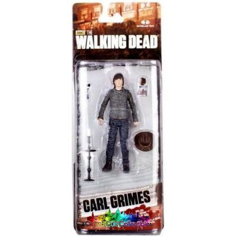 The Walking Dead Series 7 Carl Grimes Action Figure Mystery Mini