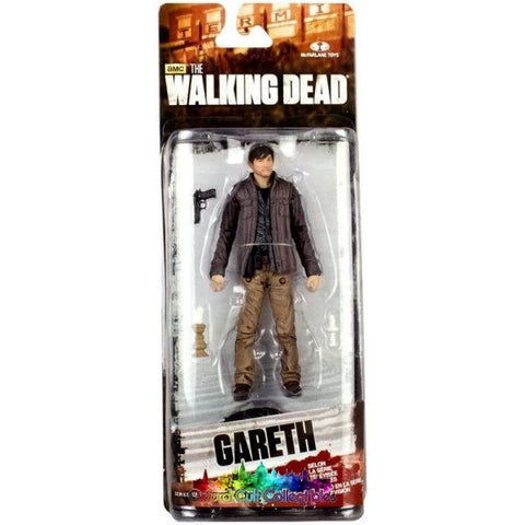 The Walking Dead Series 7 Gareth Action Figure Mystery Mini