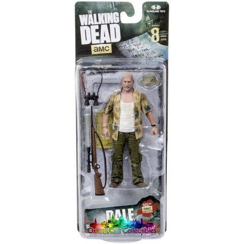 The Walking Dead Series 8 Dale Horvath Action Figure Mystery Mini