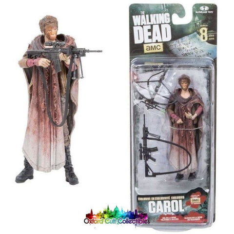 The Walking Dead Series 8 Exclusive Carol Peletier Action Figure Mystery Mini