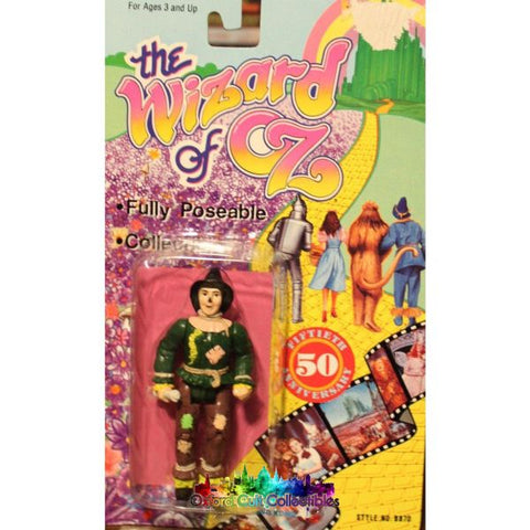 The Wizard Of Oz 50Th Anniversary Scarecrow Action Figure