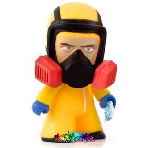 Titans Breaking Bad Jesse In Hazmat Suit Mini Figure