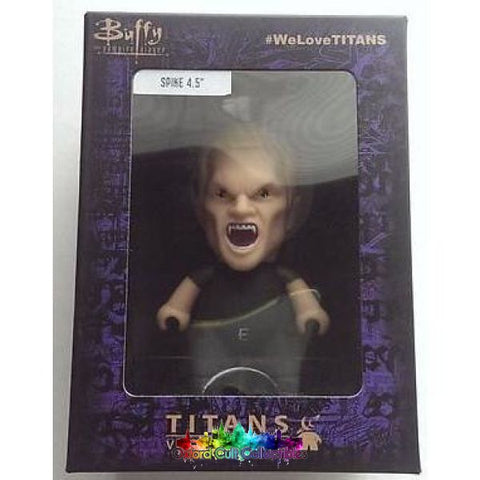 Titans Buffy The Vampire Slayer - Welcome To Hellmouth Spike Mini Figure