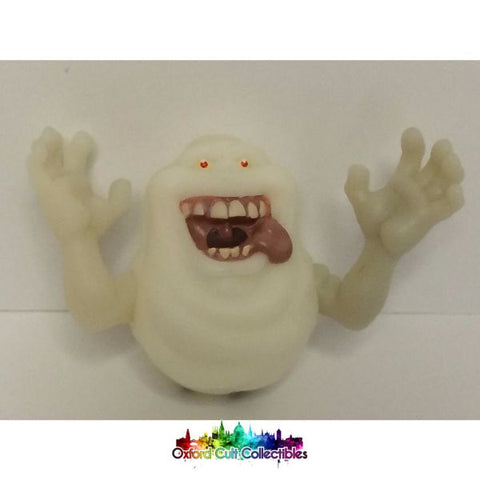 Titans Ghostbusters Slimer (Glow In The Dark Variant) Mini Figure