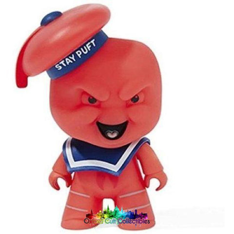 Titans Ghostbusters Stay Puft Marshmallow Man (Angry/red Variant) Mini Figure