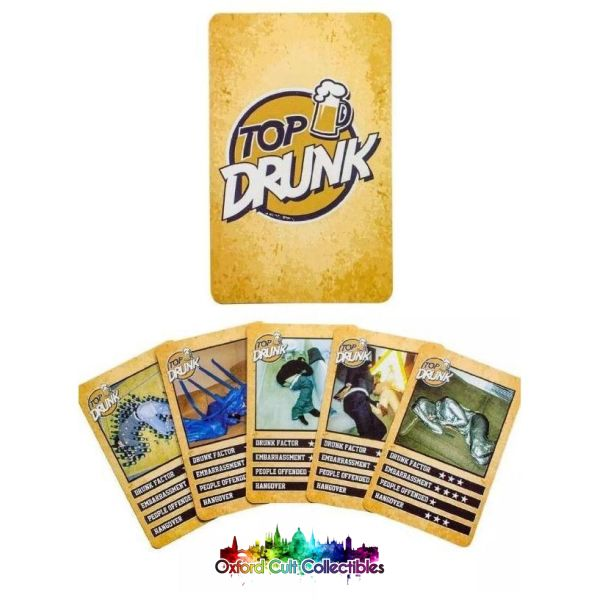 Top Drunk Card Game