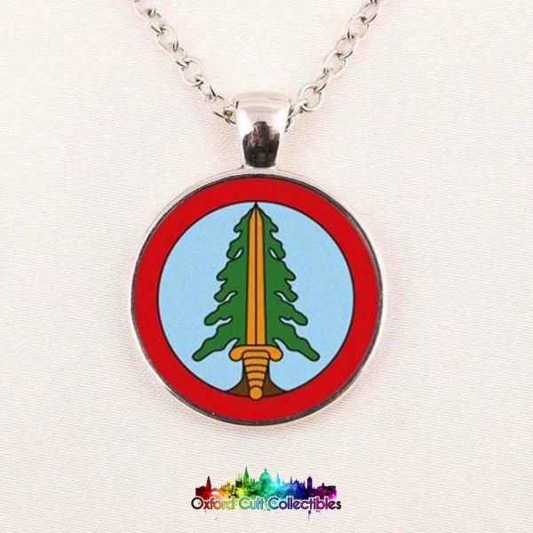 Twin Peaks Necklace Selection 3