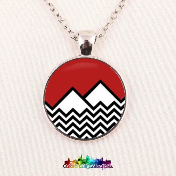 Twin Peaks Necklace Selection 5