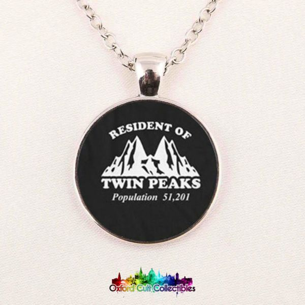 Twin Peaks Necklace Selection