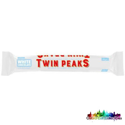 Twin Peaks White Chocolate Almond & Honey Nougat Bar