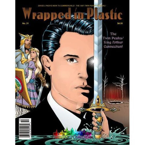 Twin Peaks Wrapped In Plastic Fanzine Magazine #31
