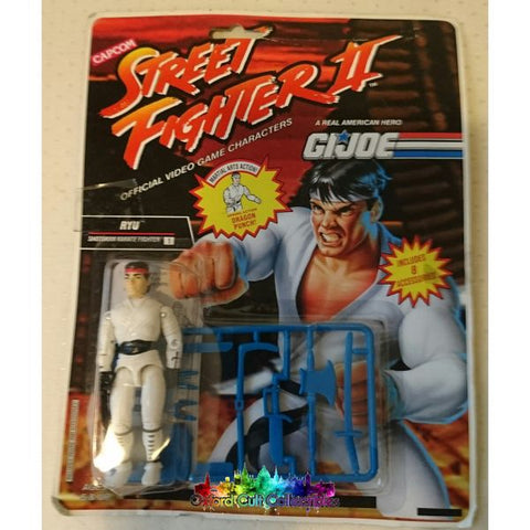 Vintage Street Fighter 2 Ryu Action Figure