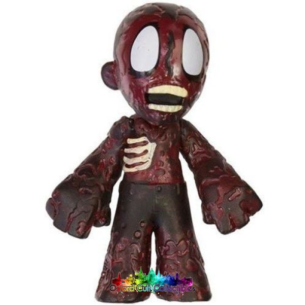 Walking Dead Burnt Walker Cult Vinyl Figurine Mystery Mini