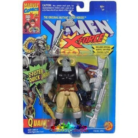 X-Men X-Force Quark Action Figure
