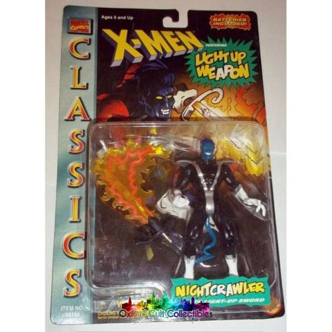 X-Men Nightcrawler Action Figure