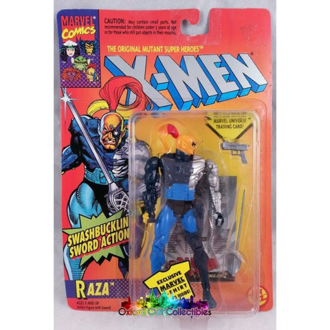 X-Men Raza Action Figure