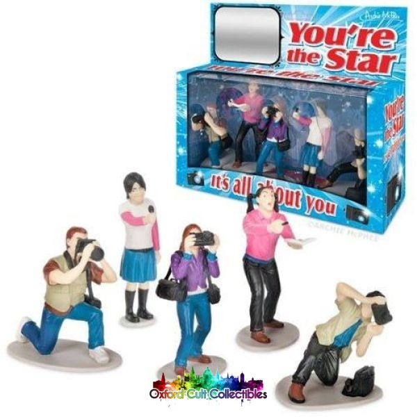 Youre The Star Its All About You! Figurine Collection
