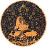 Thai budda wall clock