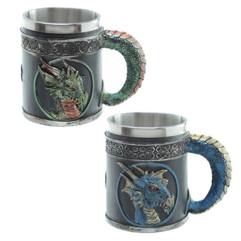 Decorative Dark Legends Dragon Tankard