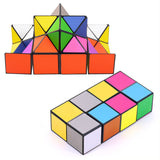 Amazing Magic Folding Cube