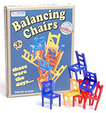 Balancing Chairs Game