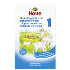 HOLLE Organic Goat Milk Stage 1