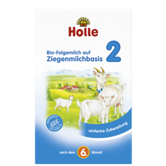 HOLLE Organic Goat Milk Stage 2