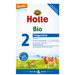HOLLE Organic Stage 2