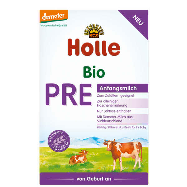 HOLLE Stage PRE 400g