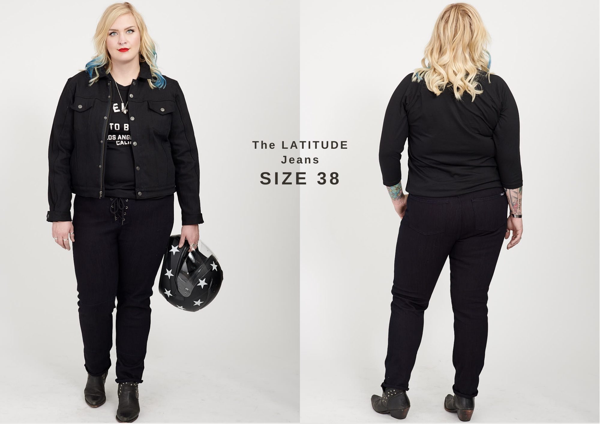 The LATITUDE Jeans SIZE 38